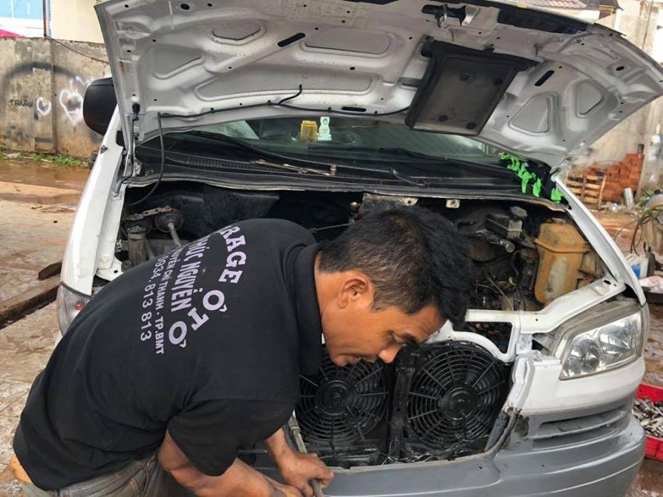 Sửa chữa máy Jolie và Libero4