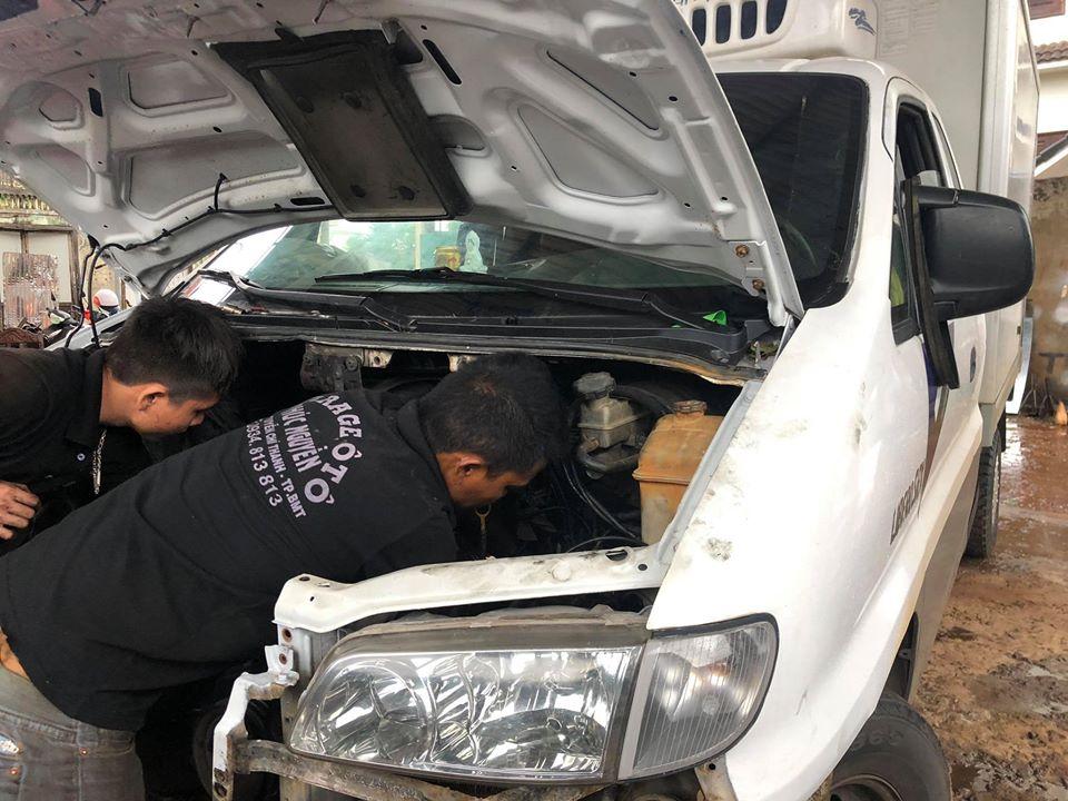 Sửa chữa máy Jolie và Libero 2