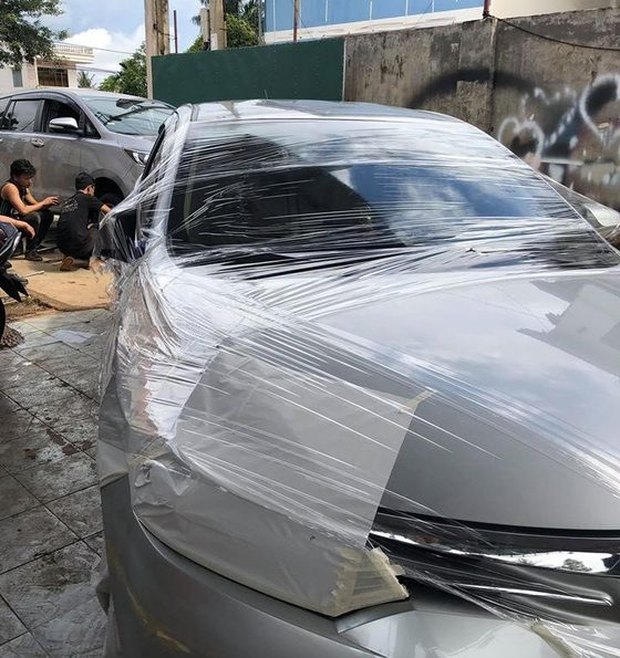 làm đồng sơn xe oto bmt daklak