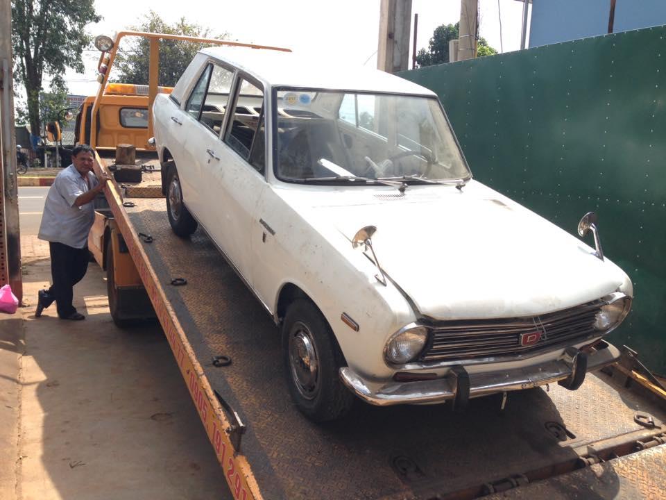 Sửa chữa Datsun 1000 2