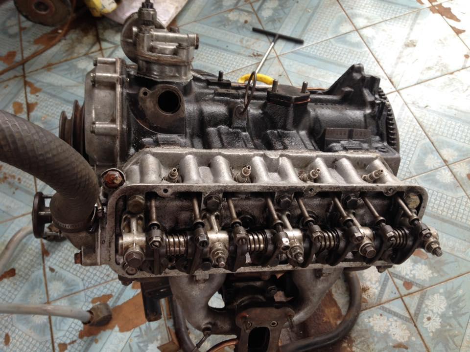 Sửa chữa Datsun 1000 3