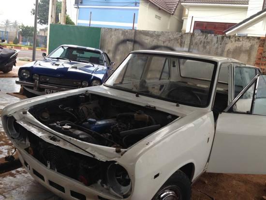 Sửa chữa Datsun 1000
