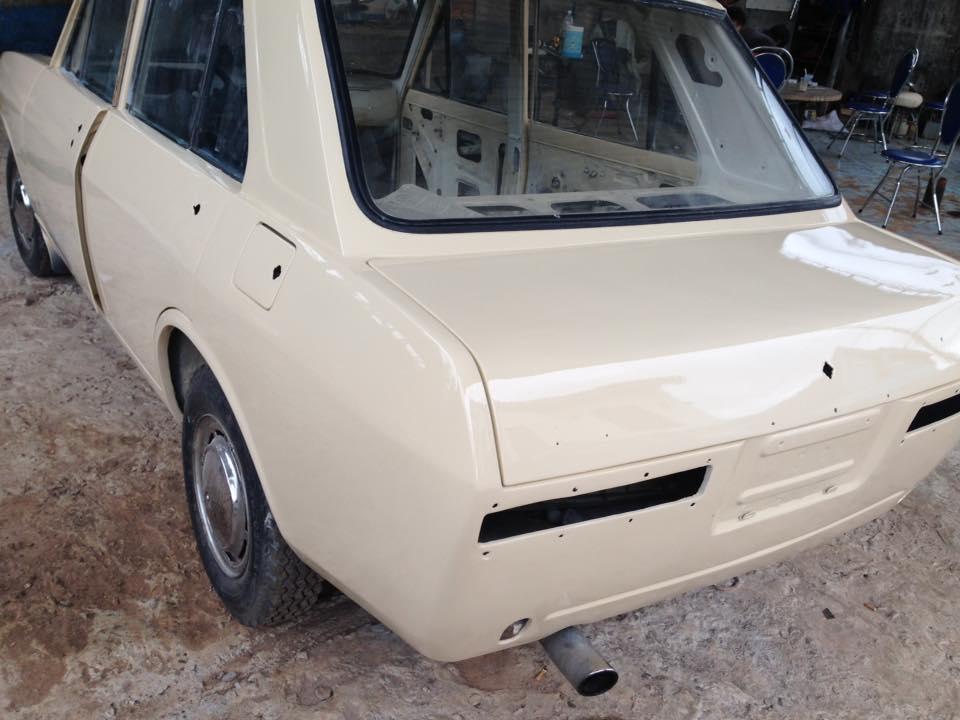Sửa chữa Datsun 1000 4